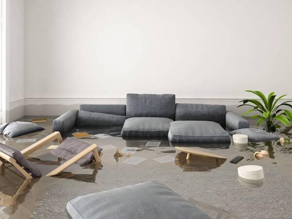 Porówneo: Zalane mieszkanie - kiedy pomoże ubezpieczyciel?