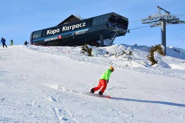 Porówneo: Karpacz – idealne miejsce na wyjazd na narty